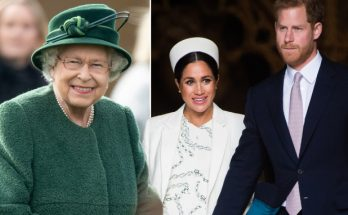 The QUEEN Pays Pregnant Meghan Markle a Private Visit