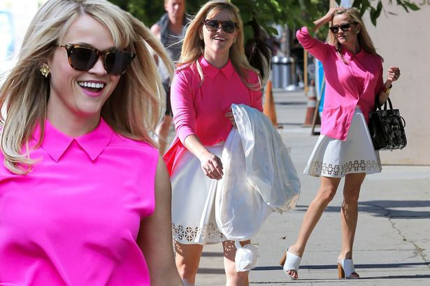 Reese Witherspoon Confirms Release Date of LEGALLY BLONDE 3
