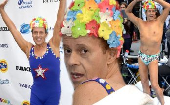 "Richard Simmons ""Doing Great"" Despite Reports of Being KIDNAPPED BY HOUSEKEEPER!"