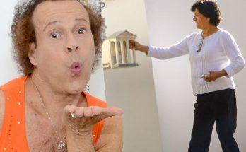 Richard Simmons Being HELD HOSTAGE by CRAZY HOUSEKEEPER! Rep Speaks...