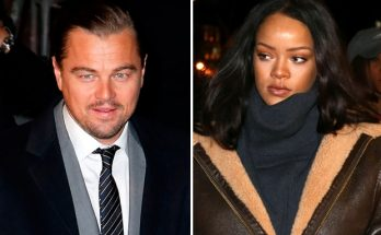 EX-Collision: Rihanna Looks Distressed as She Crashes Into Former-Flame Leonardo DiCaprio During Dinner Date in NYC