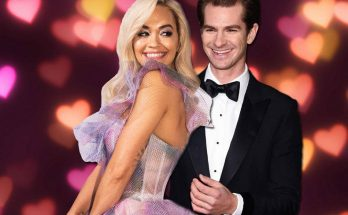 Rita Ora Dating Andrew Garfield, Spotted on Romantic CHRISTMAS EVE STROLL AROUND LONDON!