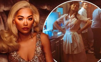 Rita Ora Releases New Music Video ONLY WANT YOU - Watch Here