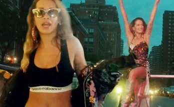 Rita Ora Dances in Bra in Music Video for ANYWHERE!