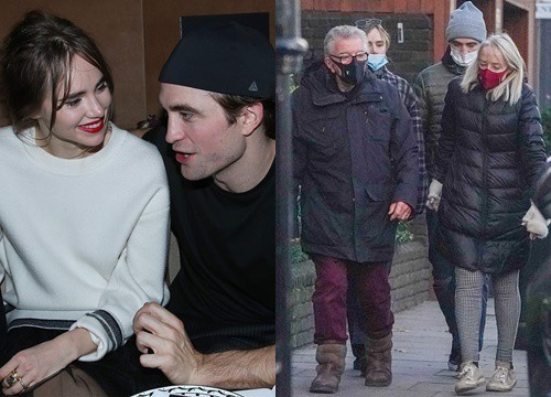 Meet The Parents Robert Pattinson And Suki Waterhouse Spotted Dining With Robert S Parents Amidst Engagement News
