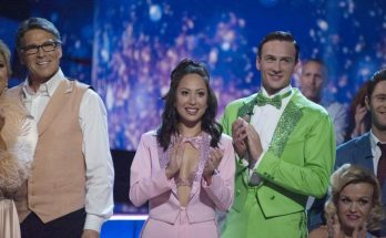 Ryan Lochte Dances to MUPPET SHOW Theme on 'Dancing With the Stars'
