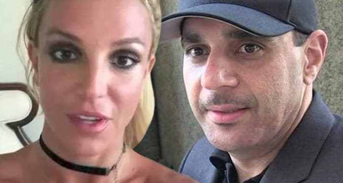 Britney Spears' EX-Manager Sam Lutfi Denies Fake E-mails, Supports #FREEBRITNEY Campaign