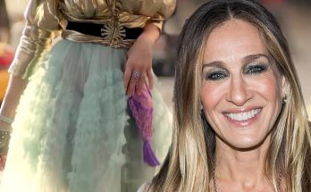 Sarah Jessica Parker Returns Carrie Bradshaw for an Important Campaign