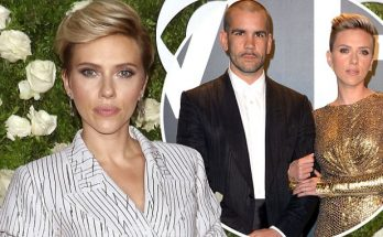Scarlett Johansson Dines With EX-Husband After Releasing New Song IGUANA BIRD