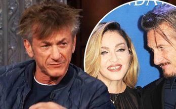 """Sean Penn Still Loves MADONNA """"Very Much"""""""