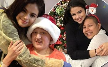 Selena Gomez Surprises Hospital Kids on Christmas Eve!