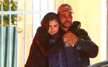 OMG: Selena Gomez Dating The Weeknd, New Couple Spotted Kissing
