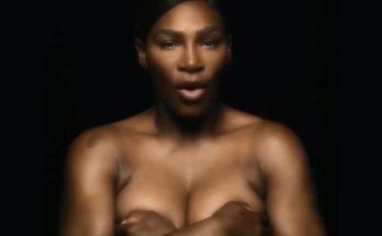 Serena Williams Goes Topless NUDE, Says She 'Touches Herself' For Charity
