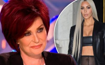Sharon Osbourne Hates on KIM KARDASHIAN AGAIN!