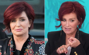 Sharon Osbourne Shows Off Results From Her FACELIFT!