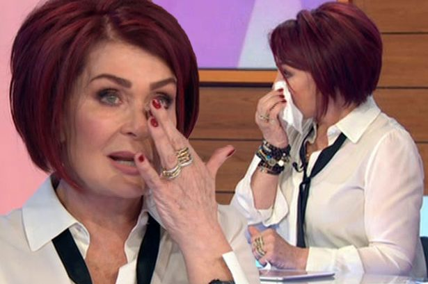 Sharon Osbourne Says She's Getting A NEW FACE!