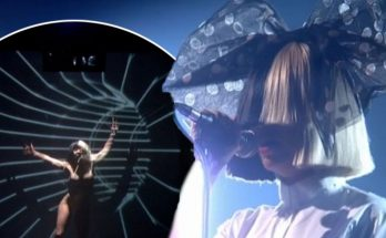 SIA Designs New Line of Shoes Shaped Like Her Hair!