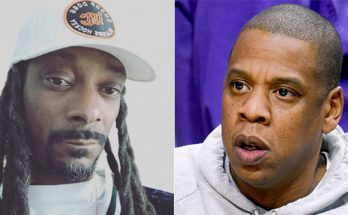 Snoop Dogg Says He Pirated JAY-Z's New Album '4:44'
