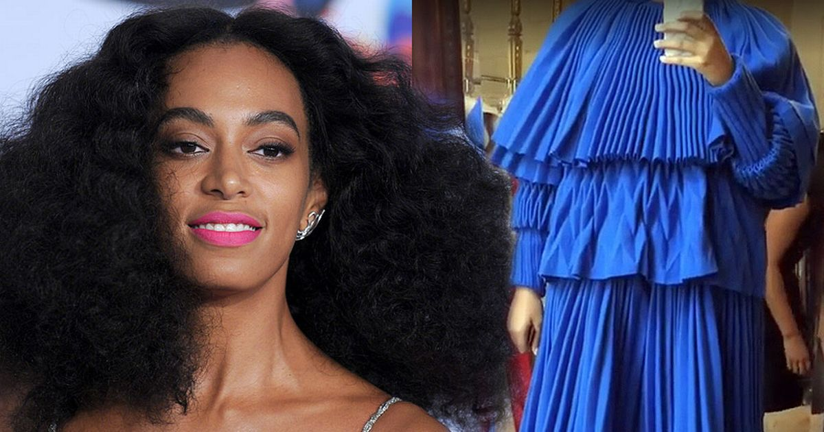 Solange Knowles Releases Visual Album'When I Get Home' Just Like Sister BEYONCE!