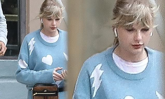 Taylor Swift BACK IN THE RECORDING STUDIO! NEW MUSIC COMING!