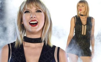 Taylor Swift Performs 'This is What You Came For' By Calvin Harris at Formula One Show - Her ONLY Concert This Year!