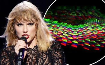 Taylor Swift Shares Another SNAKE Video, Hinting New Single! Hisss...