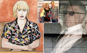 "Taylor Swift Testifies In Court Against DJ: ""HE Grabbed My Bare Ass Cheek!"""