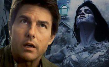 TOM CRUISE Stars in Brand New 'The Mummy' Trailer