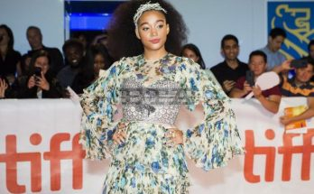 'The Hate U Give' Stars Walk Toronto Film Festival Red Carpet