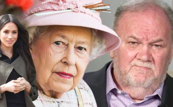 Thomas Markle IS ENRAGED at The Royal Family!