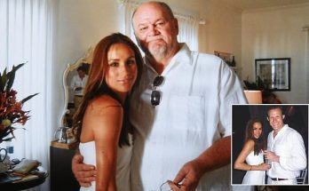 THomas Markle Says That Meghan Has FROZEN Him Out!
