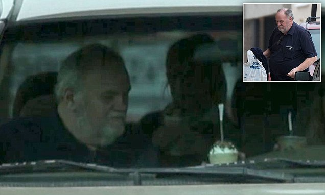 Meghan Markle's FATHER Makes First Public Appearance After Royal Wedding