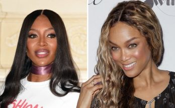 Tyra Banks SLAMS Naomi Campbell Rivalry During The 'Early Days'
