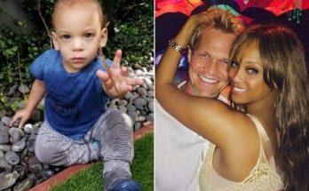 Tyra Banks Shares Photo of LookaLike Son!