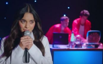 Vanessa Hudgens Stars in 'Lay With Me' Music Video By the PHANTOMS!