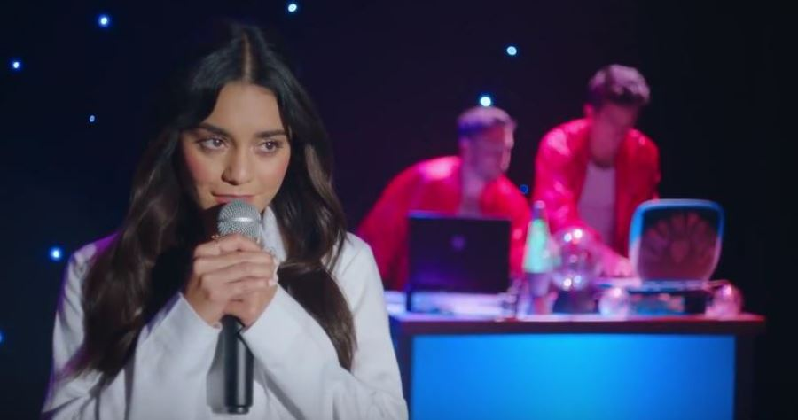 Vanessa Hudgens Stars in'Lay With Me' Music Video By the PHANTOMS!