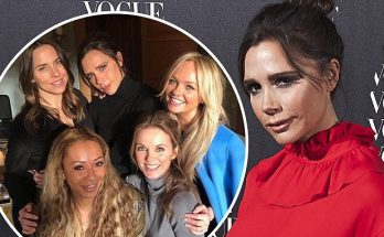 Victoria Beckham Says SPICE GIRLS Are Not Going on a Reunion Tour!