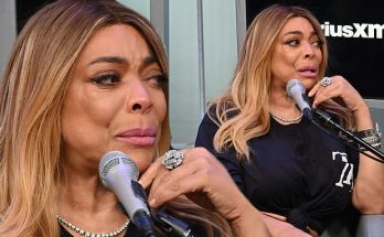 Wendy Williams CRIES When Asked About Ex-Husband Kevin Hunter, Reveals She's Not Changing Her Bank Name!
