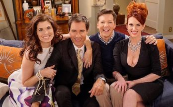 WILL AND GRACE RETURNING TO TELEVISION ON NBC! OH HAPPY DAY