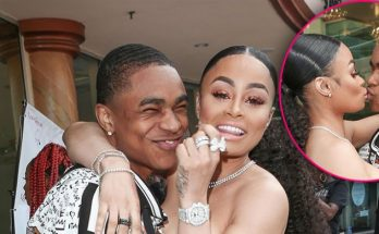 YBN Almighty Jay Calls Himself Blac Chyna's 'Oldest SON!'