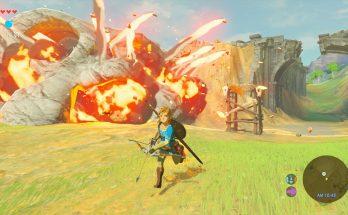 'Legend Of Zelda: Breath Of the Wild' 30-Minute GAMEPLAY