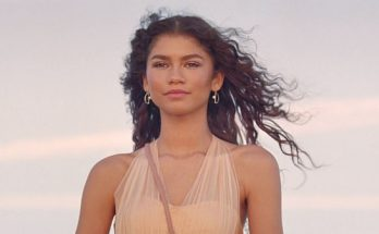 Zendaya Rides a Horse in New Commercial For LANCOME!