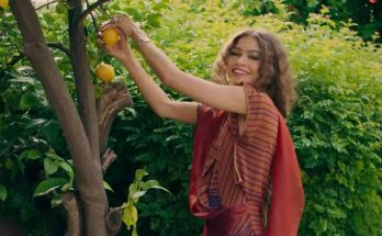 Zendaya Picks Lemons in 73 QUESTIONS Video With Vogue Magazine