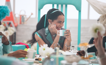 Zoe Kravitz and Naomi Campbell For Tiffany & Co Jewelry's 'Believe in Dreams' Campaign